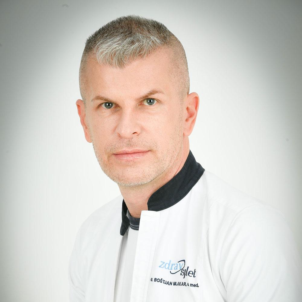 doc. dr. Boštjan Mlakar, dr. med.